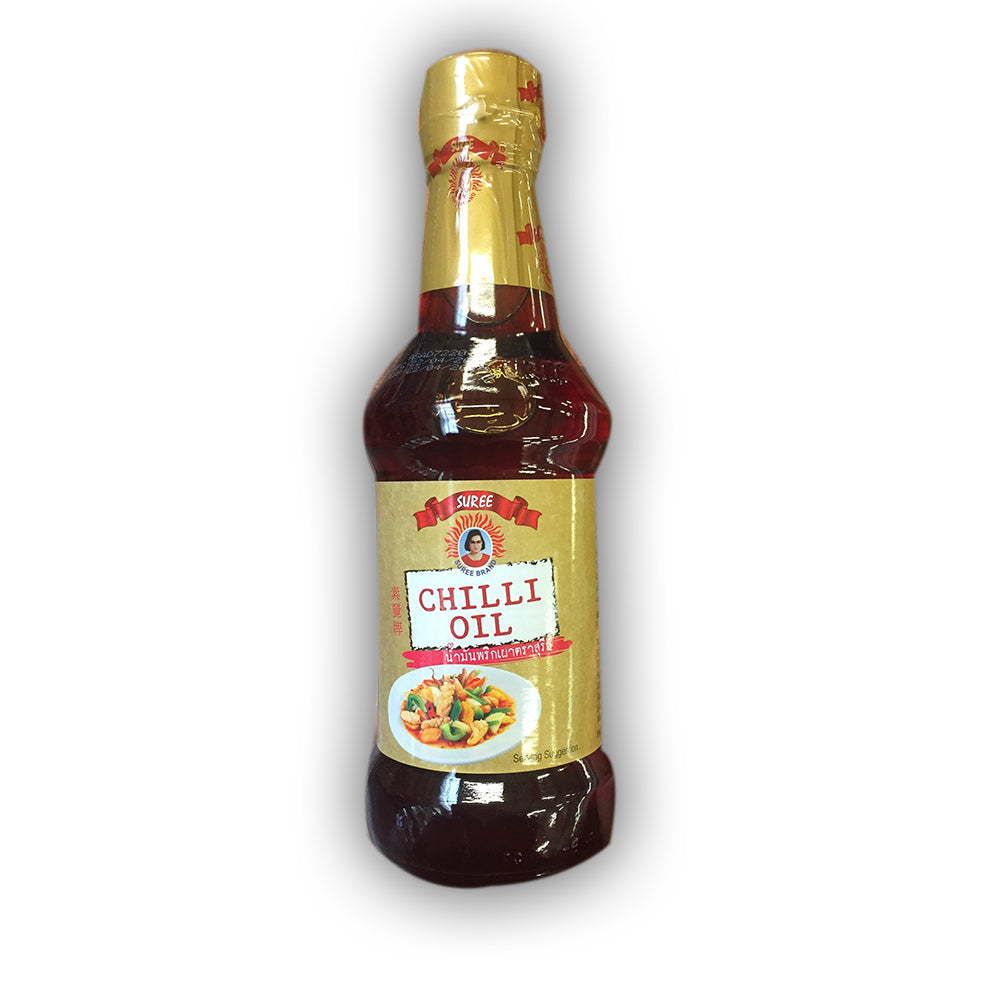Chiliöl Suree 295ml/266g - Dầu ớt 295ml/266g