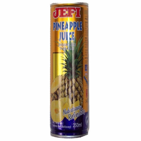 Jefi Ananassaft 250ml - Nước dứa 250ml