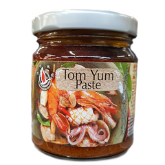 Tom Yum Würzpaste Flying Goose Thailand 195g - Sốt hải sản Tom Yum