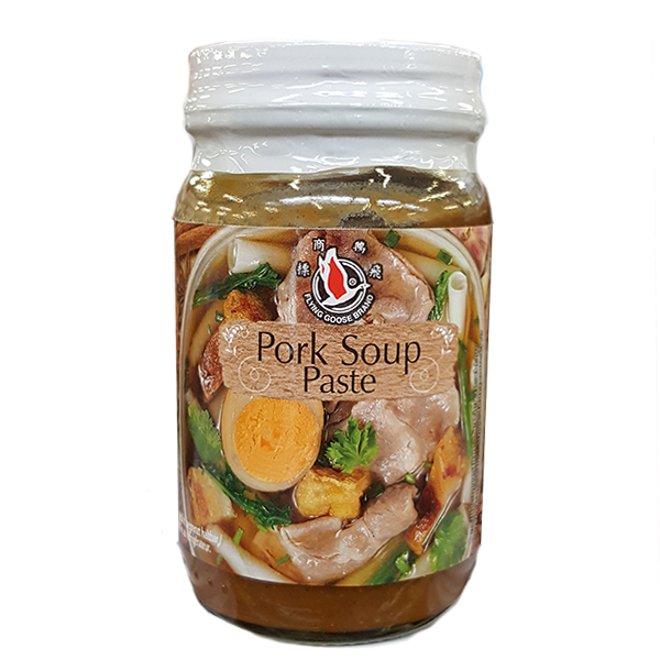 Schweinefleisch Suppe Paste Flying Goose Thailand 195g