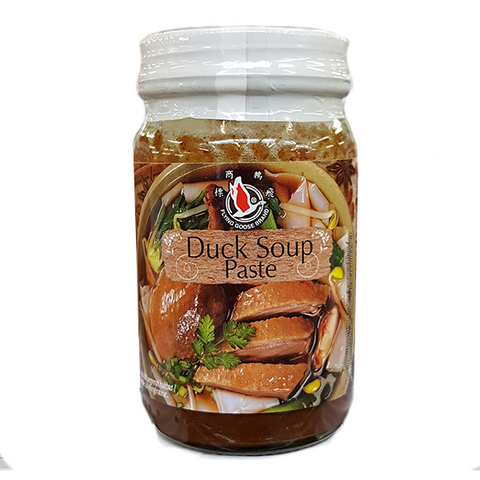 Duck Soup Paste - Enten-Suppe-Paste - Sốt gia vị súp vịt 195g Flying Goose