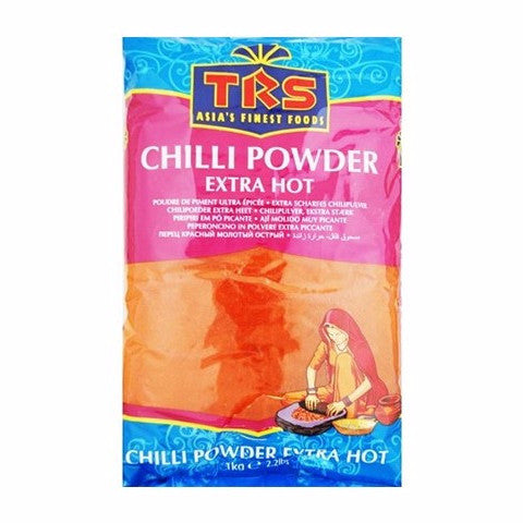 Chilipulver Extra Scharf TRS 1kg-Bột ớt cay TRS 100g