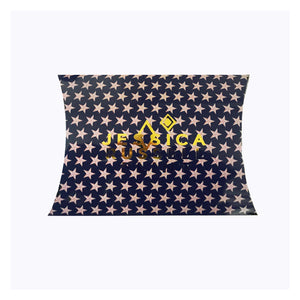 Gift Pillow Box (Stars)