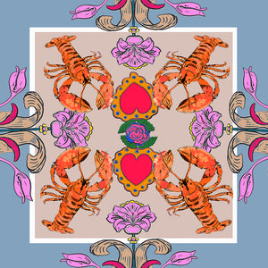 "Design Print / ""Lobsters"""
