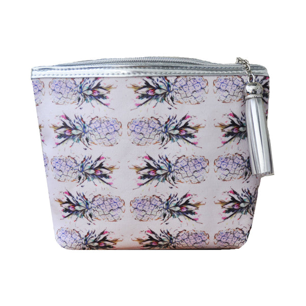 "Classic Make Up Bag / ""The Pineapple Cliche"""