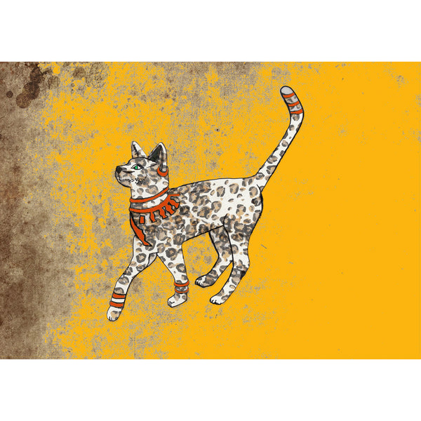 "Limited Edition Print / ""The Egyptian Cat"""