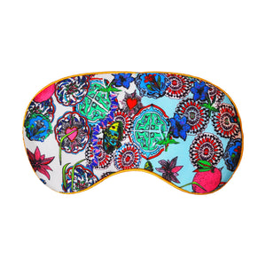 Silk Eye Mask ''Rock the Kasbah''