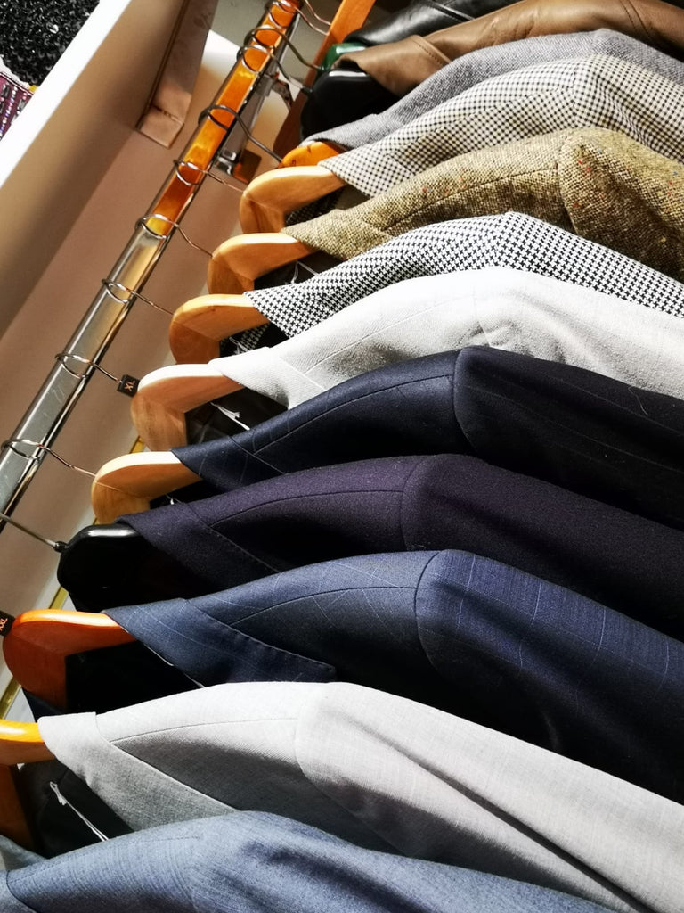 Pre-owned Men's Clothing Now Available