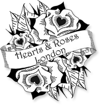 Hearts and Roses London