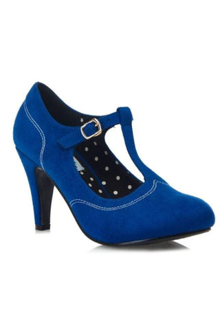Lulu Hun - Brittany Blue Ladies Fashion Shoes - Kit'n'Heels