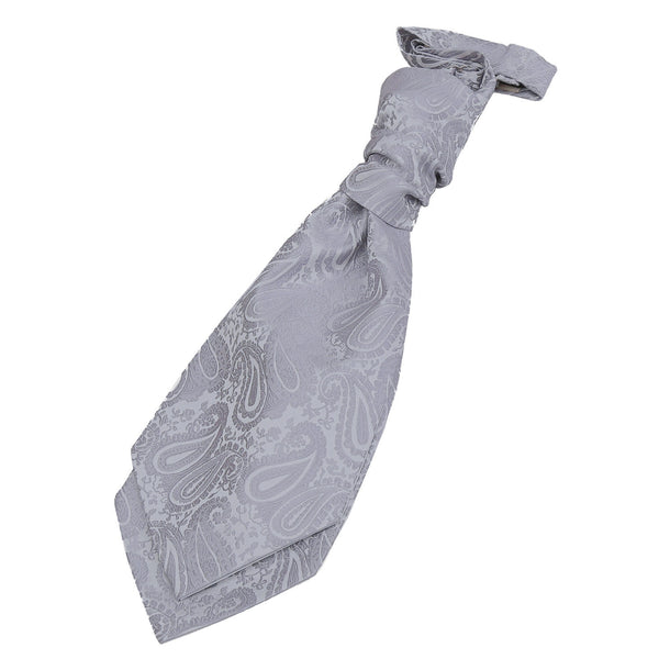 Paisley Pre-Tied Ruche Cravat in 12 colours - Boys