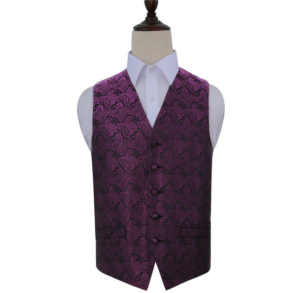 Paisley Waistcoat in 12 colours