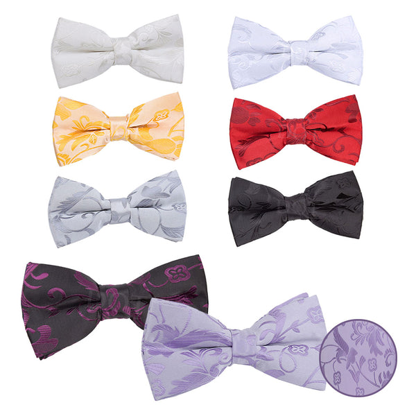 Passion Pre-Tied Bow Tie in 8 colours - Boys