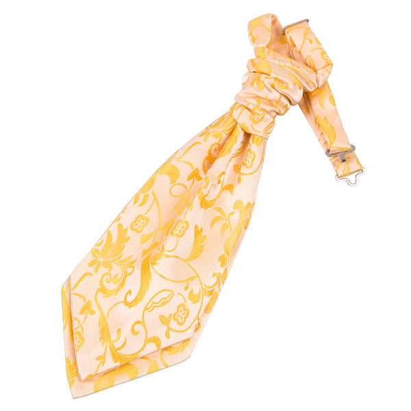 Passion Pre-Tied Ruche Cravat in 8 colours - Boys