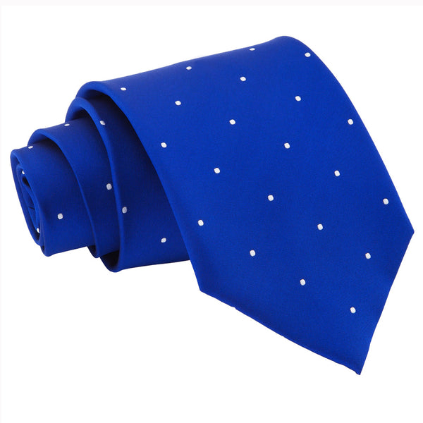 Pin Dot Classic Tie in 8 colours