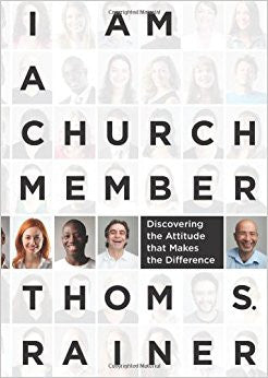 Featured Book: I am a Church Member