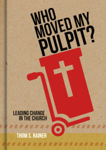 Featured Book: Who Moved My Pulpit?
