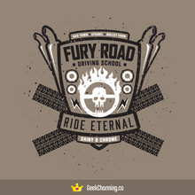 Fury Road Driving School (Pullover)