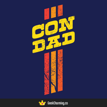 Con Dad (Zipper)