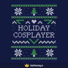 Holiday 2018 - Cosplayer (Fitted Long T)