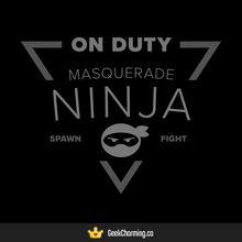 On / Off Duty Ninja (Pull Over)