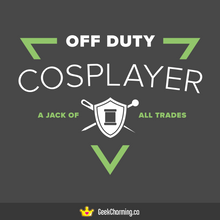 Off Duty Cosplayer: Jack of All (Fitted)