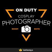 On Duty Photographer (Zipper)