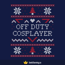 Holiday 2018 - Off Duty (Fitted Long T)