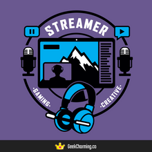 Social - Streamer (Fitted)