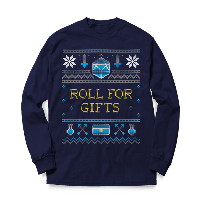 Holiday 2019 - Roll for Hanukkah