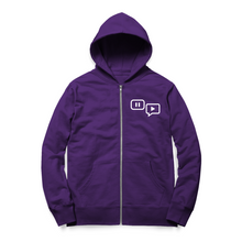 Social - Streamer (Zipper)
