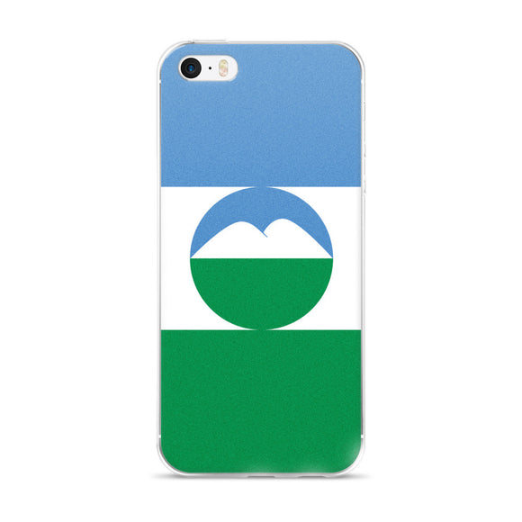 Kabardino - Balkaria iPhone case - Apedes Flags and Banners