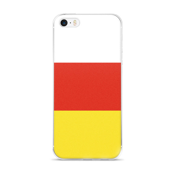 North Ossetia Russia iPhone case