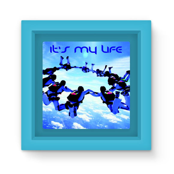 Sky Diving Magnet Frame