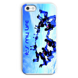 Sky Diving Phone Case