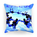 Sky Diving Cushion