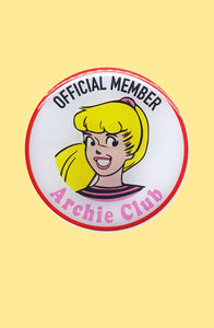 ARCHIE CLUB BETTY PIN