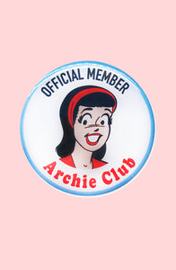 ARCHIE CLUB VERONICA PIN