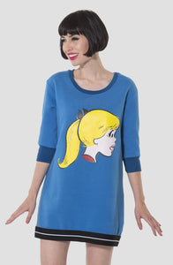 Betty Sweatshirt Dress