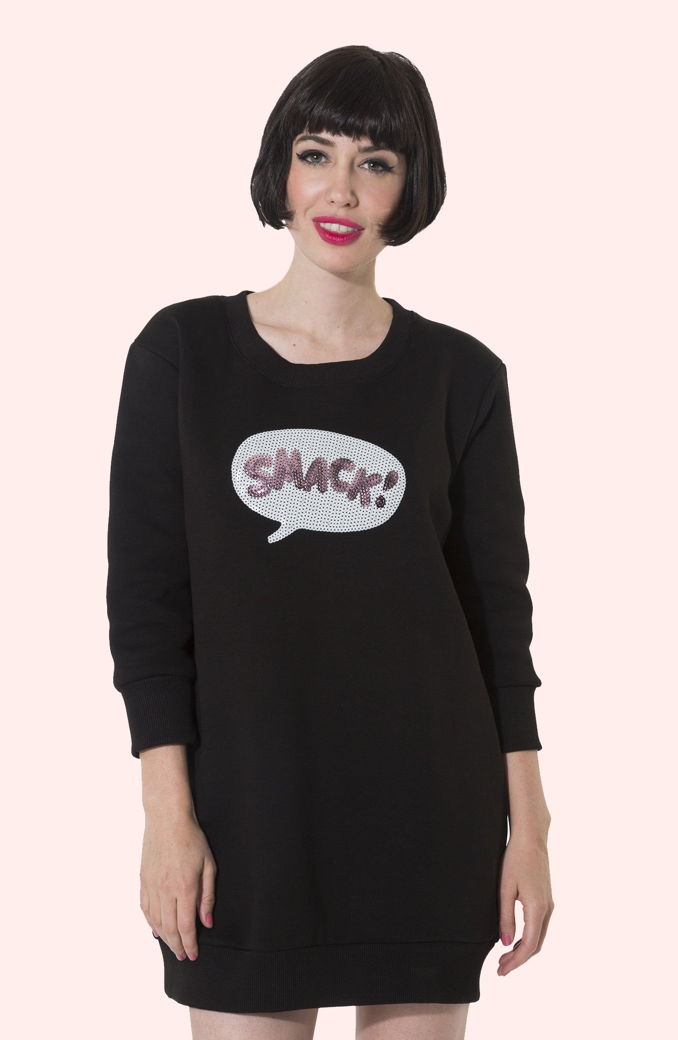SMACK Sweatshirt Dress
