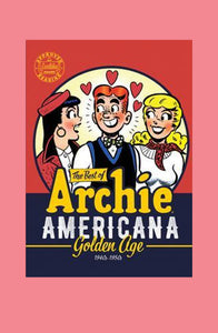 Best of Archie Americana – Golden Age