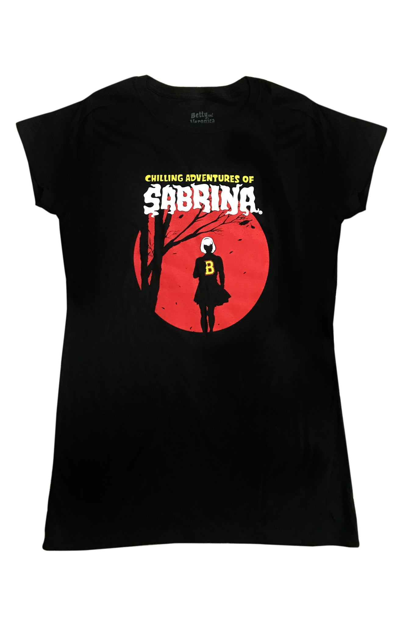 Chilling Adventures of Sabrina Tee - Women's