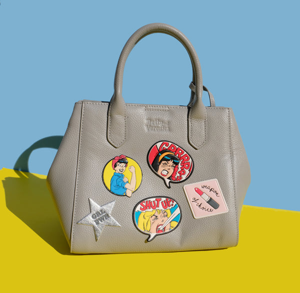 Everyday Tote + free GRL PWR Patch