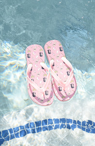 'Summer Girls' Flip Flops