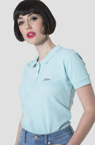 Girls Rule Polo Tee