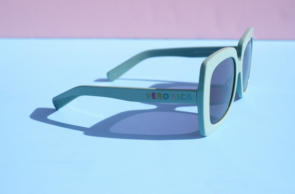 Nancy Sunnies - Retro Mint