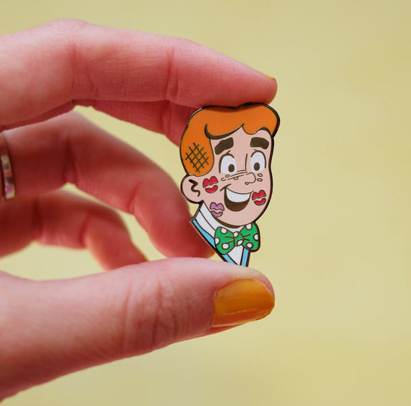 Archie Andrews Pin - Limited Edition