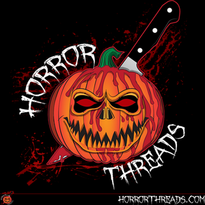 Horror Threads Logo Shirt