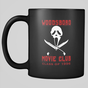 Woodsboro Movie Club Mug