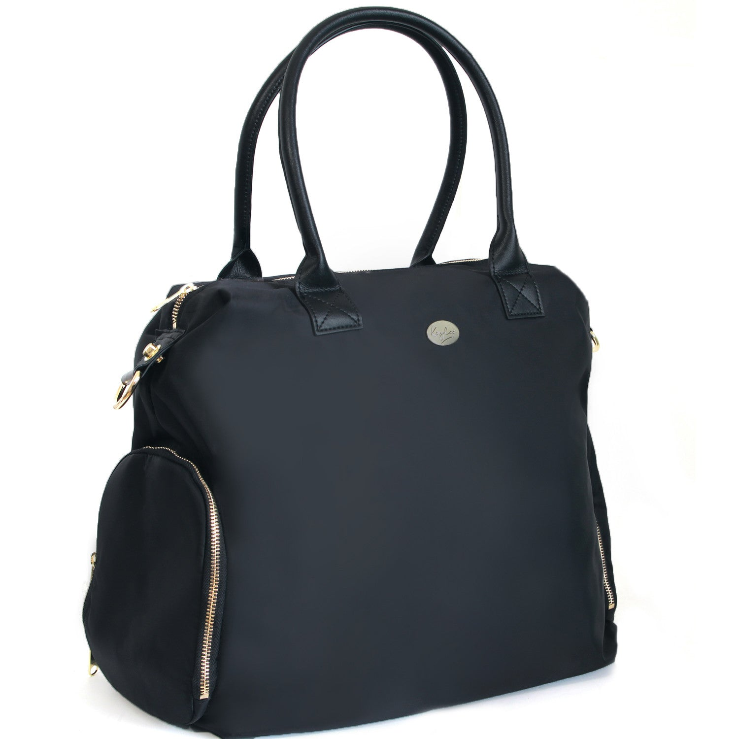 Kaylaa Premium Breast Pump Bag (Classic Black)